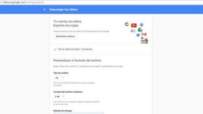 4. incrementar espacio correo gmail google gratuita