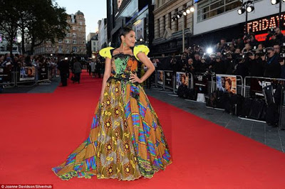 Terry Pheto Receives International Award Nomination For Her Role In A United Kingdom
