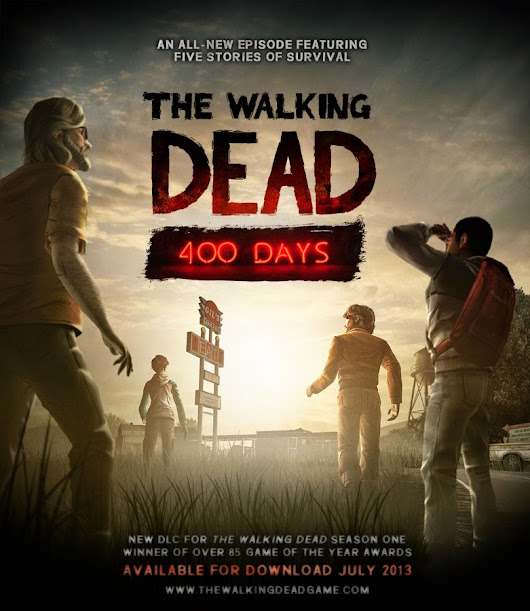 Free THE WALKING DEAD 400 DAYS Download Game - Free Download Games - PC Game - Full Version Games
