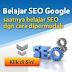 Belajar Seo Google di RWP Grup Com