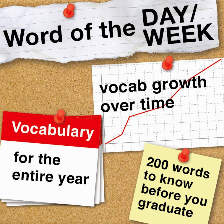 Word of the Day/Week