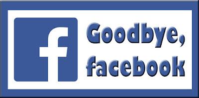 goodbye, Facebook Hello, God clipart
