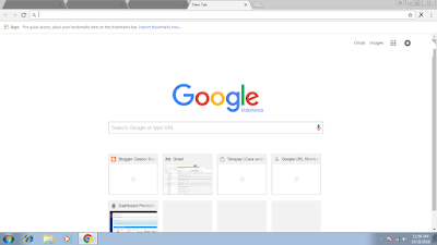 Tutorial Gampang Mengganti Tema Google Chrome 15