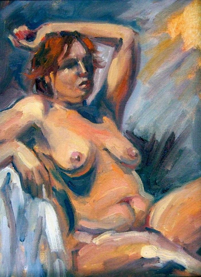 Изобразительное искусство Америки. Diann Benoit