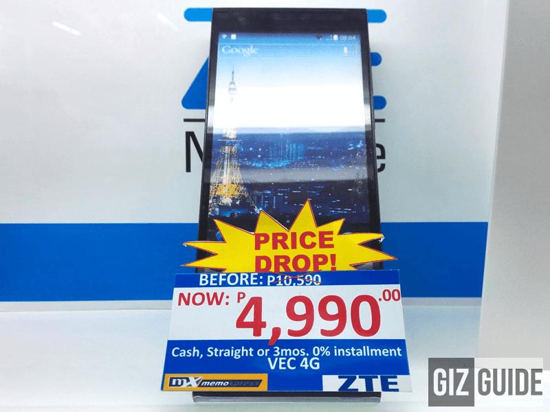 List Of Decent LTE Smartphones Under 5000 Pesos 2015 Edition! (To Be Updated Always)