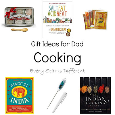Gift Ideas for Dad-Cooking