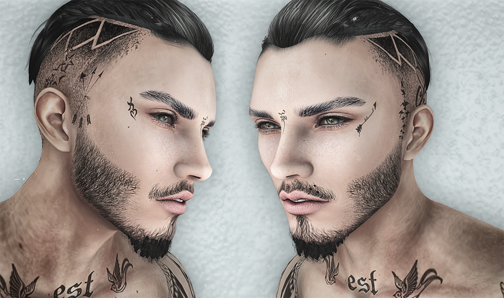 16fe9f499 [Hipster Style] Roy Face Tattoo is available @ MOM (July Round)