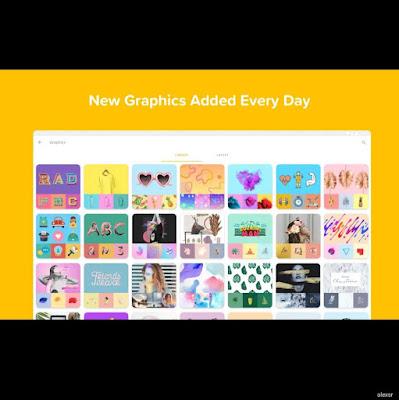 أفضل تطبيقات أندرويد المجانية للتصميم والرسوم المتحركة لعام 2019