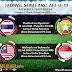 Jadwal Semi Final AFF U-19