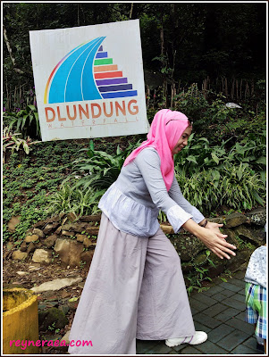 air terjun dlundung terbaru 2019