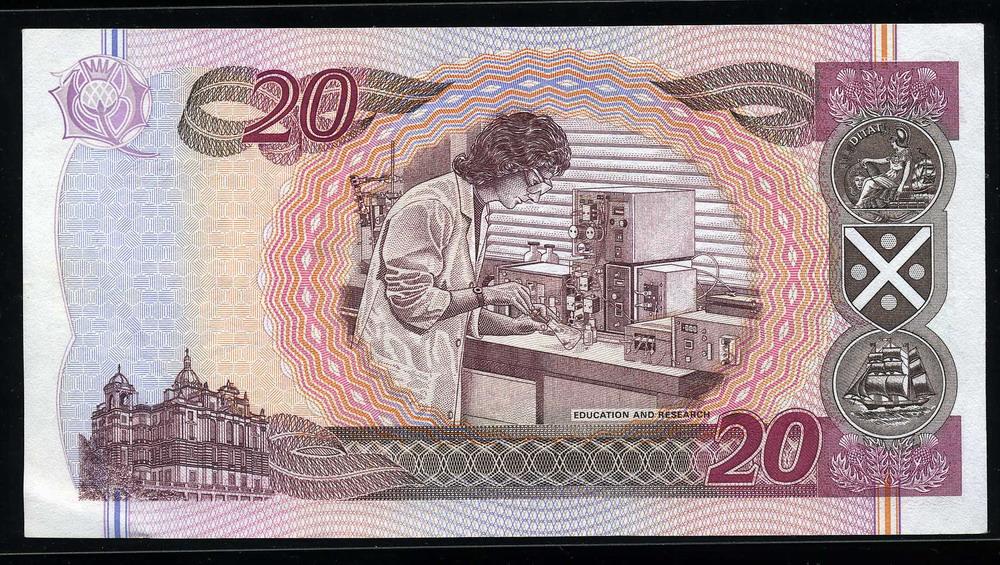 1988 1 pound coin