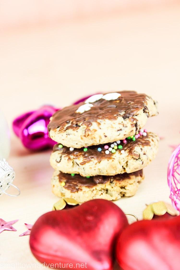 Weihnachtsplätzchen, Schoko-Zimt-Cookies, Weihnachtsfilme, Weihnachten Blogger, Weihnachtsfilme Netflix