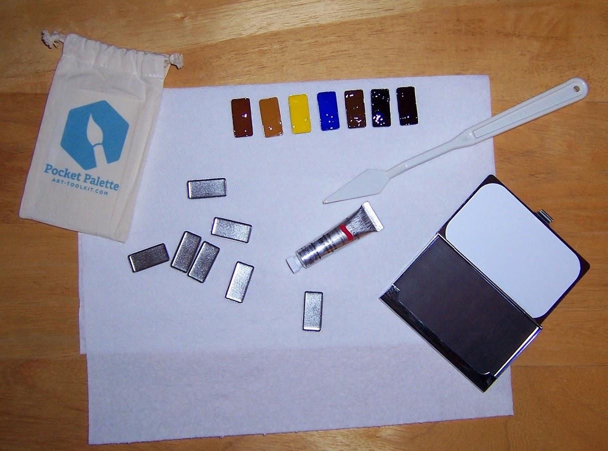 Grey Palette Paper