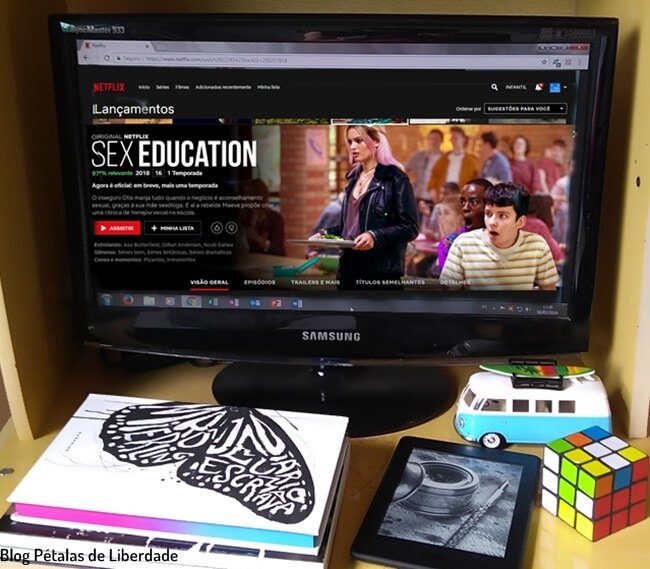 Sex-Education, Netflix, Personagens, opiniao, critica,