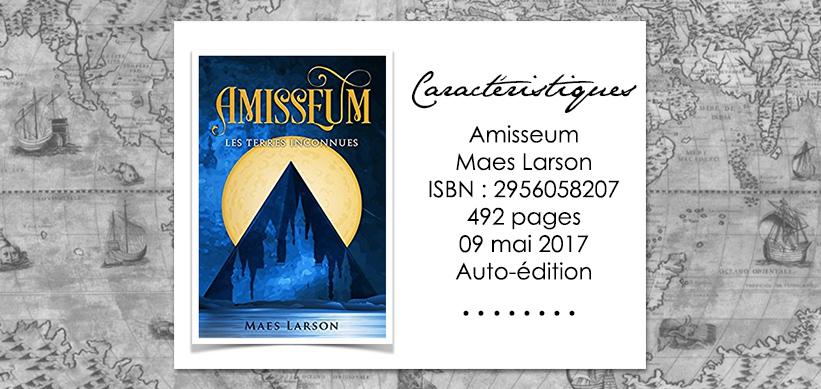 Amisseum de Maes Larson