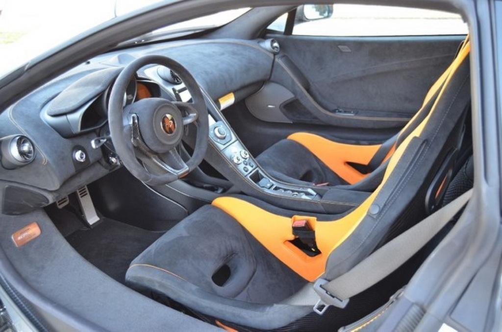 McLaren 675LT MSO cũ sẽ được bán với giá 460.777 đô