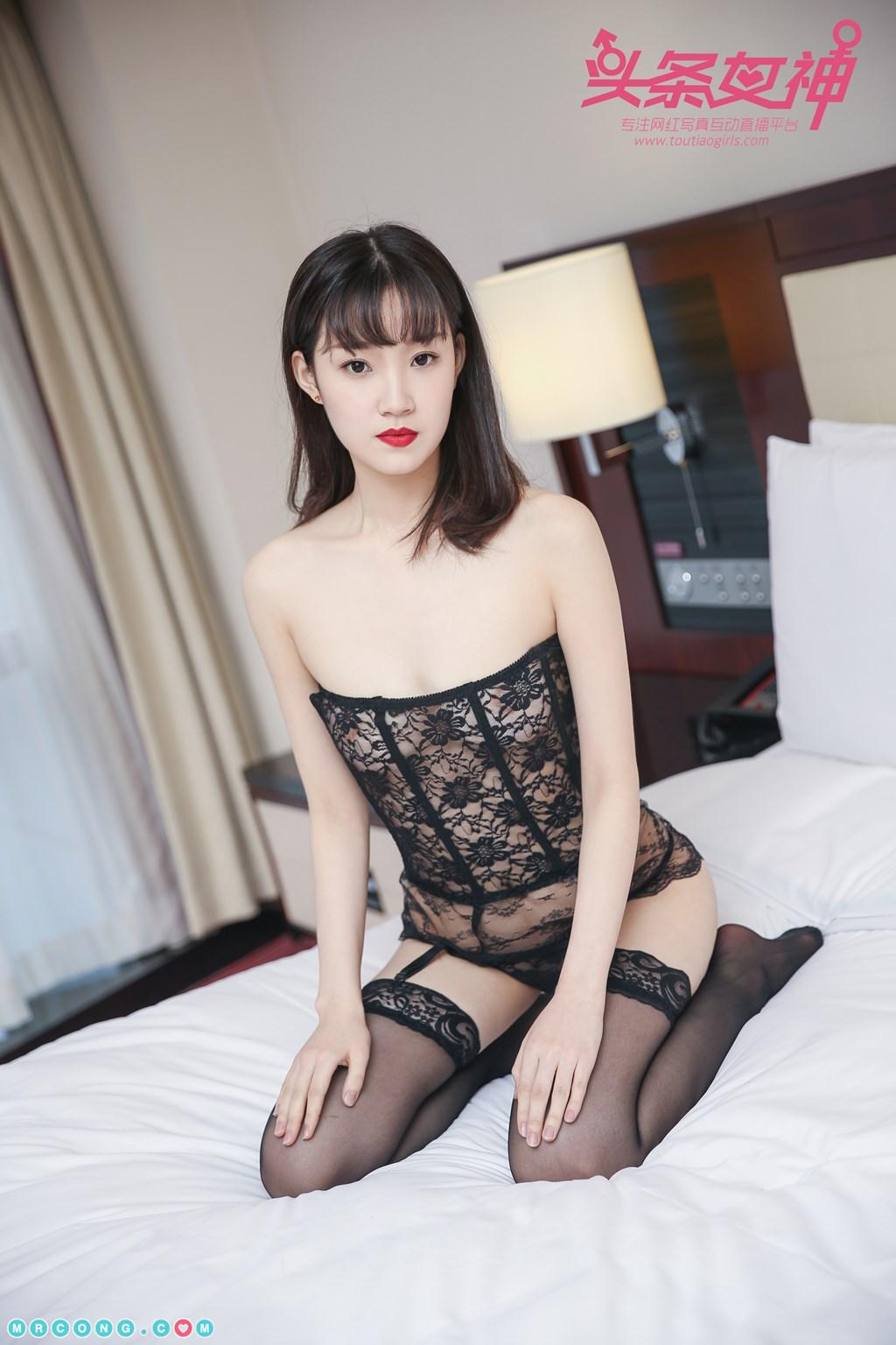 TouTiao 2017-09-27: Người mẫu Lu Lu (璐璐) (26 ảnh)