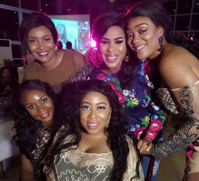 iyabo ojo 40th birthday party
