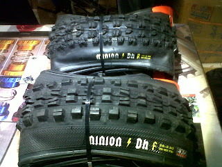 maxxis dhf dhr