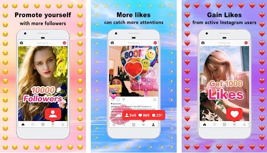 aplikasi like instagram tanpa koin