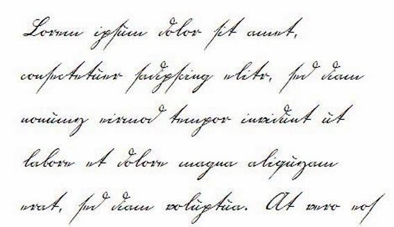 Cool Handwriting Fonts