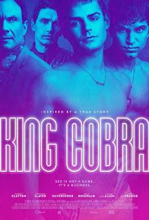 Sinopsis Film King Cobra (2016)