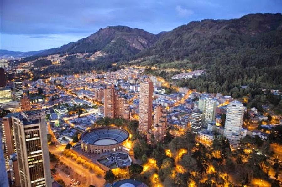 Turismo en Bogotá, Colombia