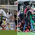Histórico: #Benevento sumó su primer punto en la #SerieA con un gol del arquero en el último minuto