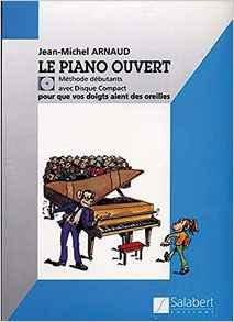 le piano ouvert pour apprendre piano