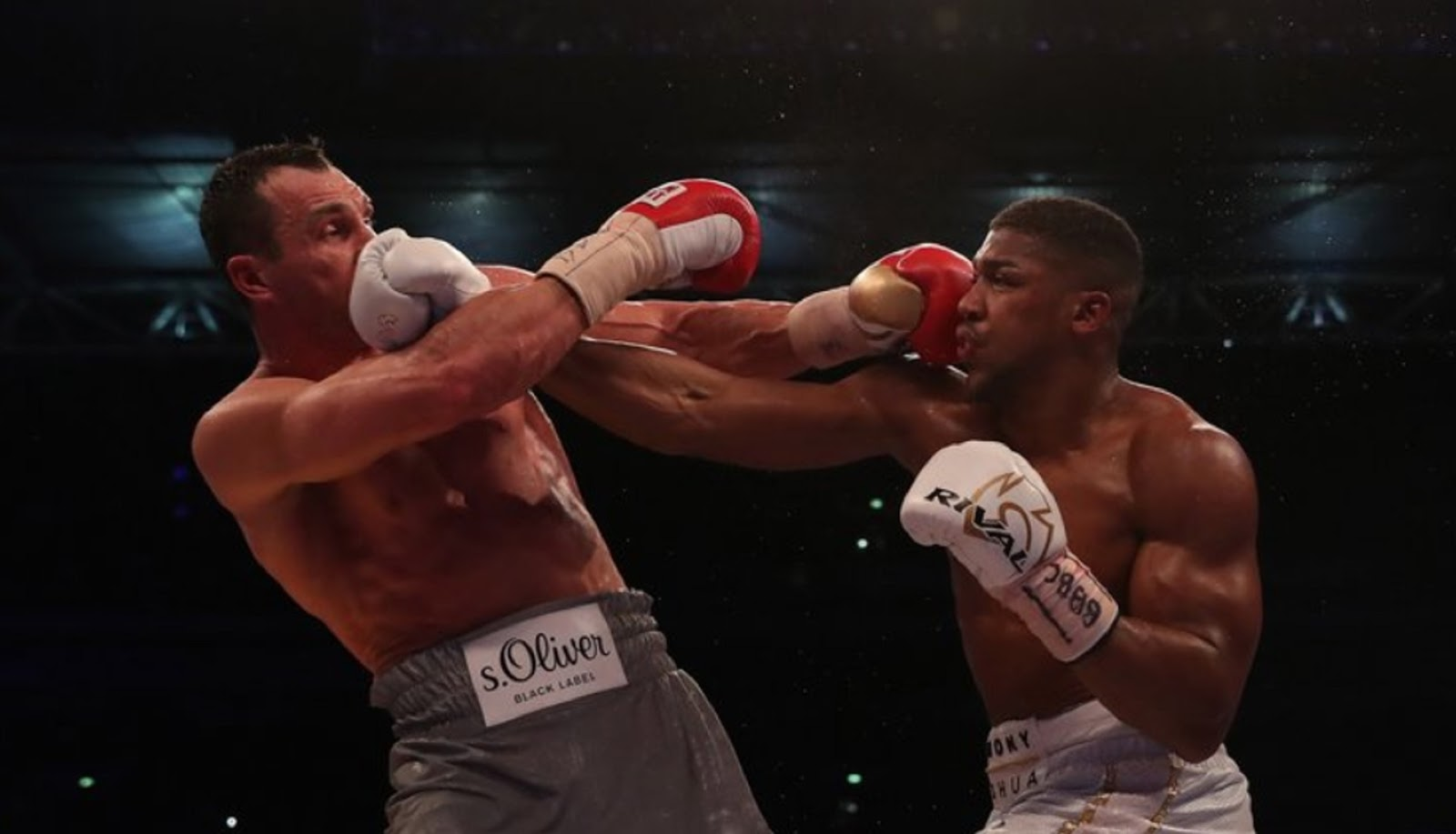 ANTHONY JOSHUA VS. WLADIMIR KLITSCHKO 5