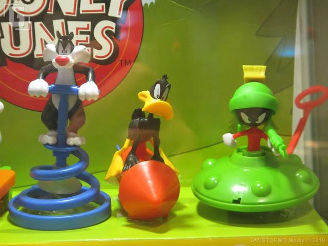Geekmatic Jollibee Kids Meal Looney Tunes Fun Squad