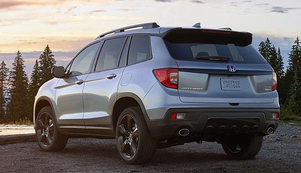 2020 Honda Passport Used Car Reviews Review Release