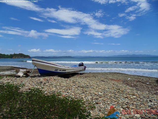 Bahía de El Ostional, Rivas.