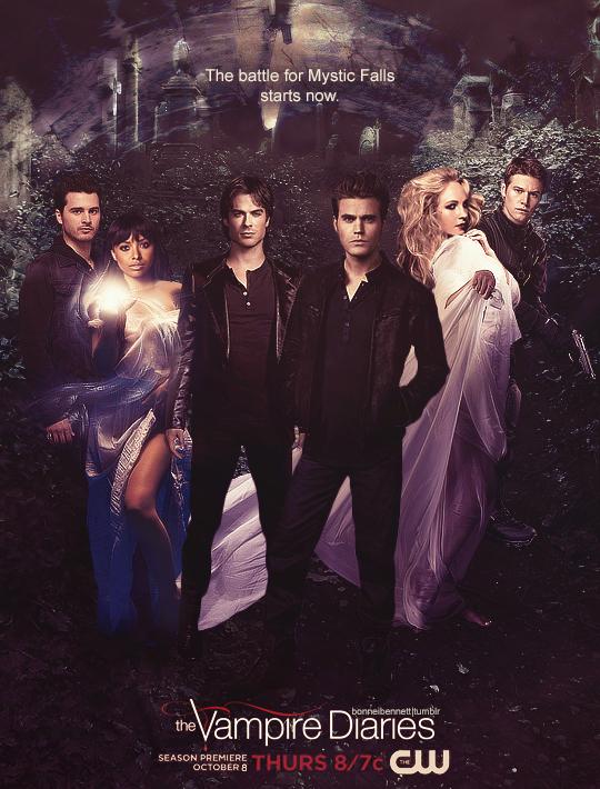 The Vampire Diaries (Diários de um Vampiro)