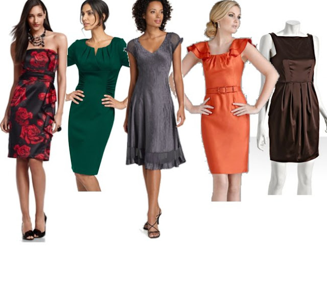 What Color Dress To Wear To A Fall Wedding