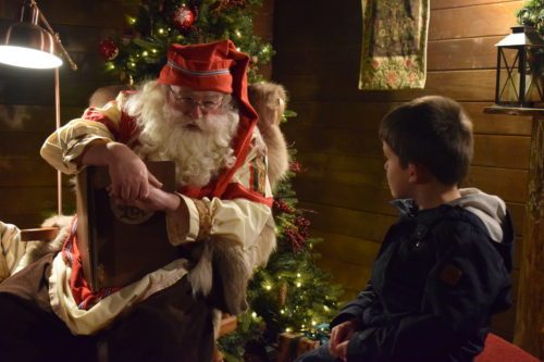 10 of the Best UK Christmas Breaks for Families 2018  - Santa at Lapland UK