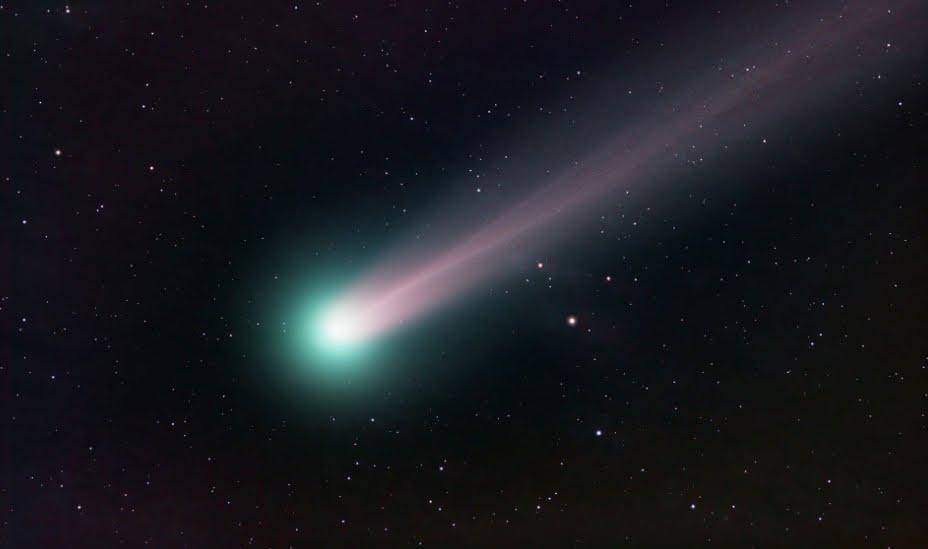 Cometa di Natale: Oggi naso all'insù col binocolo per vederla.