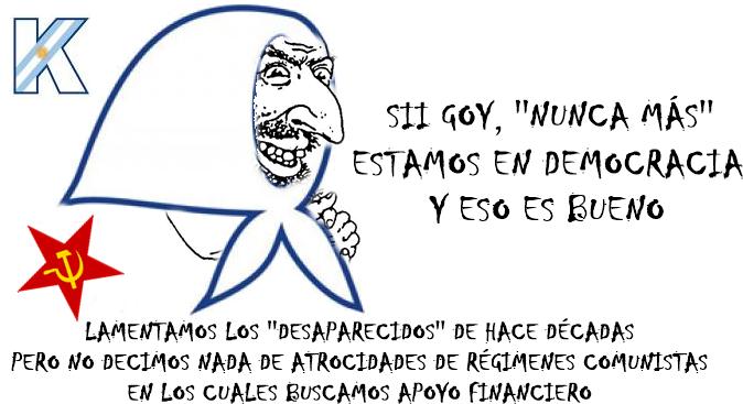 Resultado de imagen para comunista desaparecido en argentina