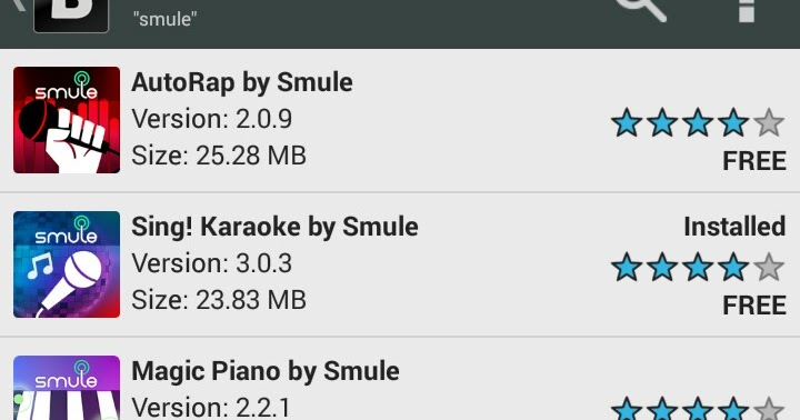 App Download Sing Smule Free