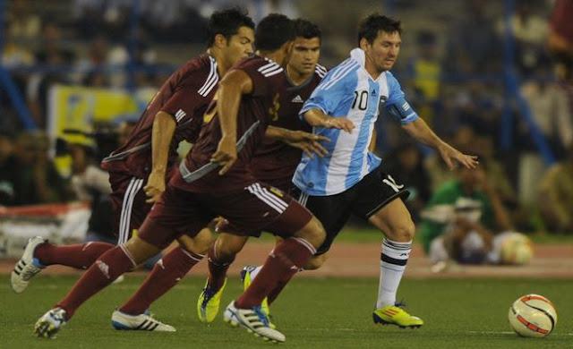 Argentina vs Venezuela