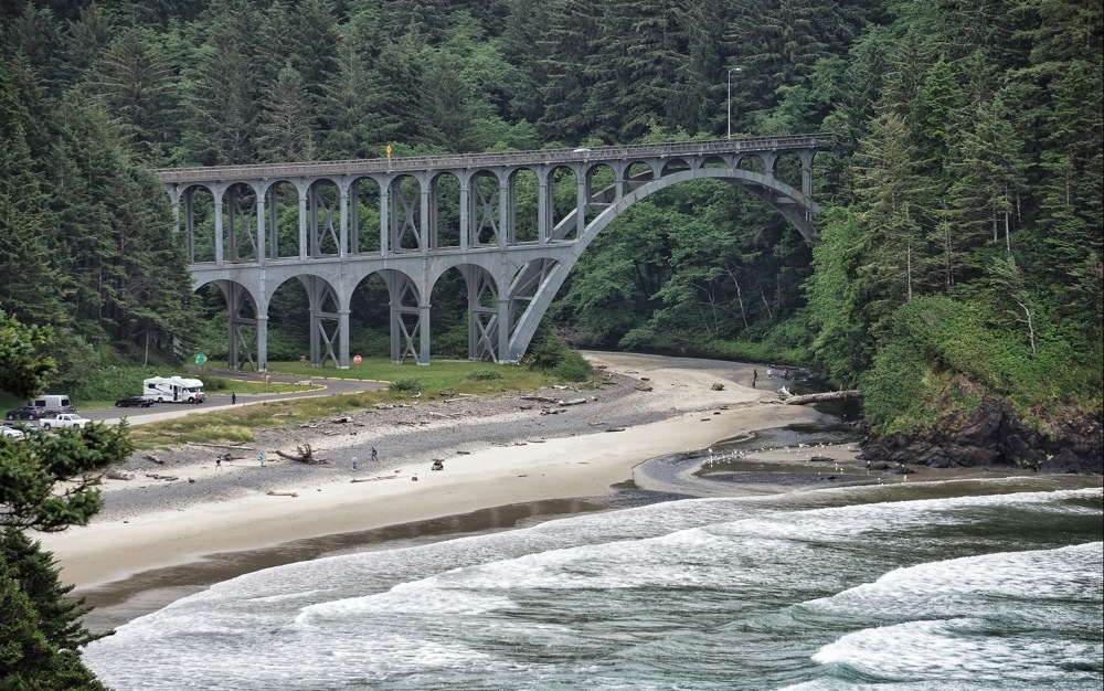 South Beach State Park Oregon The Best Beaches In World