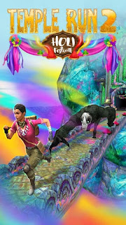 Temple Run 2 Mod Apk Unlimited Coins