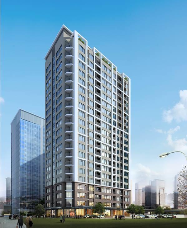 Góc nhìn dự án Vinata Towers 289 Khuất Duy Tiến