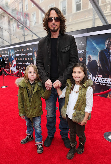 The Avengers Premiere: World's Most Awesome Dad