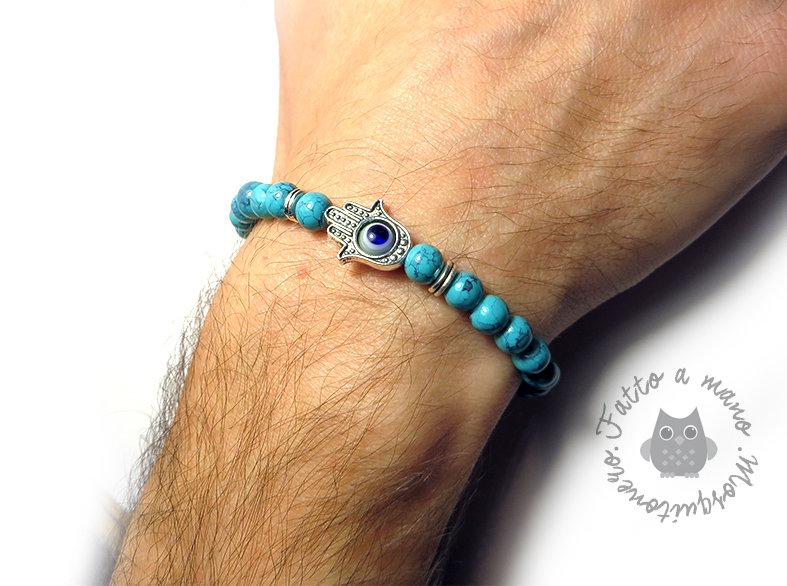 mosquitonero handmade bracciali simbolici con un forte