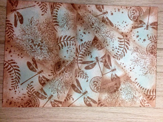 Retiform technique base zena kennedy independent stampin up demonstrator