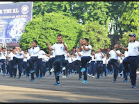 Indonesia Tuan Rumah Pertandingan Olahraga Militer Dunia