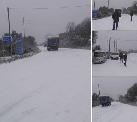 ΠΡΟΣΟΧΗ: Κλειστός ο δρόμος από Ηγουμενίτσα για Φιλιάτι (+ΦΩΤΟ)