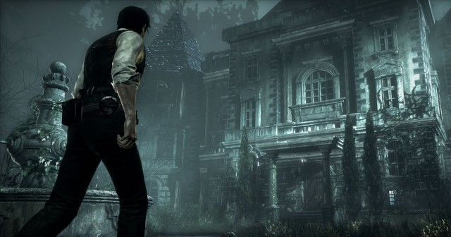لعبة the evil within