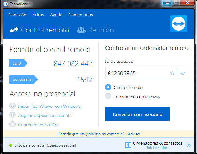 TeamViewer Premium/Enterprise + Corporate 12.0.78716 multilenguaje, escritorio remoto